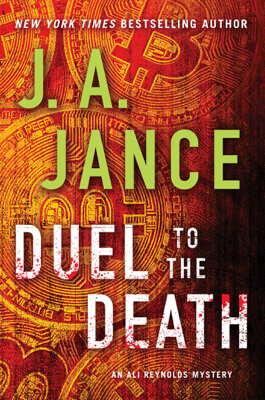 J. A. Jance - Duel to the Death book