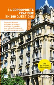 La copropriété pratique en 300 questions La couverture du livre martien