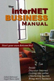 THE INTERNET BUSINESS MANUAL