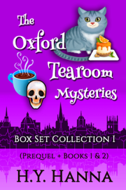 The Oxford Tearoom Mysteries Box Set Collection I (Prequel + Books 1 & 2) Ebook Download