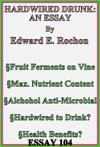 Hardwired Drunk An Essay