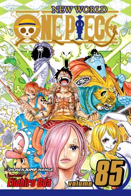 One Piece, Vol. 85 - Eiichiro Oda book