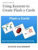 Teaching Vocabulary: Using Keynote to Create Flash-y Cards