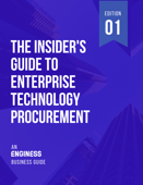 The Insider's Guide to Technology Procurement