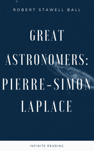 Great Astronomers: Pierre-Simon Laplace Libro Cover