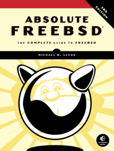 Absolute FreeBSD, 3rd Edition Cover Book