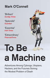 To Be a Machine Libro Cover