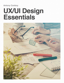 UX/UI Design Essentials book