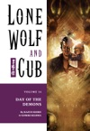 Lone Wolf And Cub Volume 14 Day Of The Demons