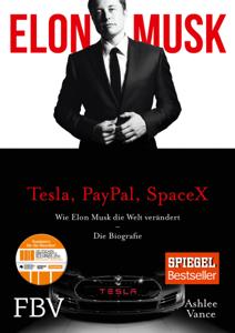 Elon Musk Buch-Cover