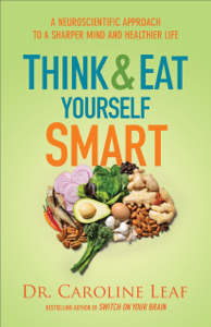Think and Eat Yourself Smart Cover Book