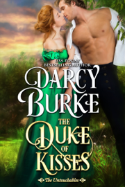 The Duke of Kisses book