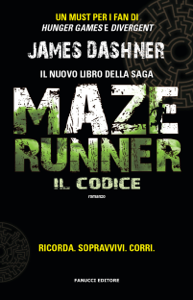 Maze Runner. Il codice Copertina del libro