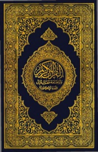 Translation of The Meanings of The Noble Quran In The English Language Book Cover
