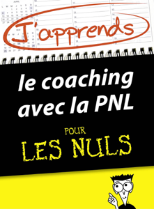 J'apprends le coaching avec la PNL pour les nuls La couverture du livre martien