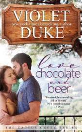 Love, Chocolate and Beer - Violet Duke book summary