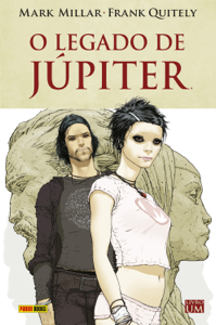 O legado de Júpiter - vol. 1 Capa de livro