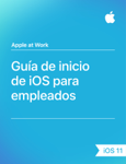 Guía de inicio de iOS para empleados