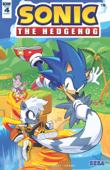 Sonic the Hedgehog #4