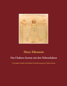 Das Chakren-System mit den Nebenchakren Buch-Cover