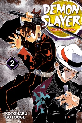 Demon Slayer: Kimetsu no Yaiba, Vol. 2