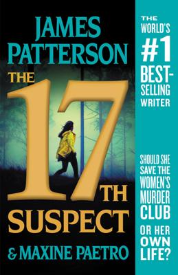 James Patterson & Maxine Paetro - The 17th Suspect book