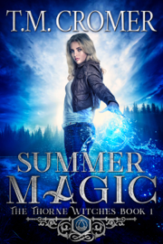 Summer Magic book