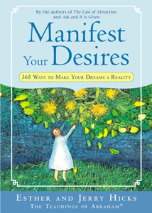 Manifest Your Desires Book Cover
