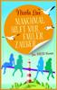 Nicola Lux - Manchmal hilft nur fauler Zauber Grafik