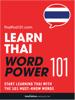 Learn Thai - Word Power 101 - Innovative Language Learning, LLC