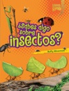 Sabes Algo Sobre Insectos Do You Know About Insects
