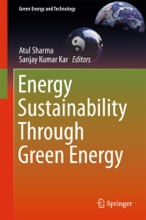 Energy Sustainability Through Green Energy