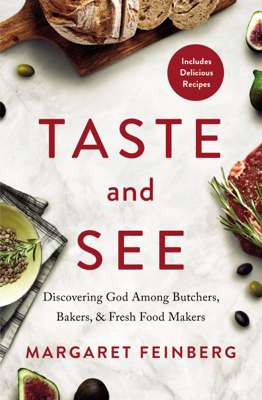 Taste and See - Margaret Feinberg book