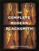 The Complete Modern Blacksmith Book Cover