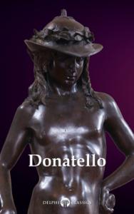 Delphi Complete Works of Donatello (Illustrated) Boekomslag