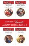 Harlequin Presents January 2016 - Box Set 1 Of 2
