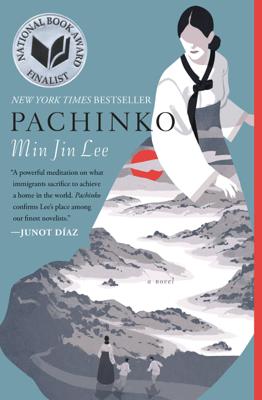 Pachinko (National Book Award Finalist) - Min Jin Lee book