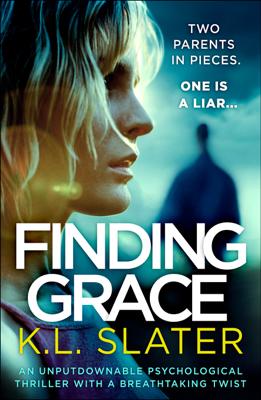 K.L. Slater - Finding Grace book