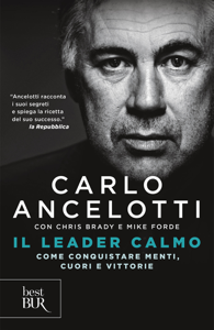 Il leader calmo Libro Cover