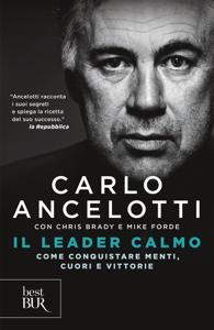 Il leader calmo da Carlo Ancelotti