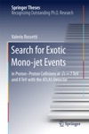 Search For Exotic Mono-jet Events