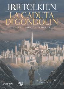 La caduta di Gondolin Copertina del libro