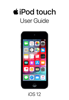 Apple Inc. - iPod touch User Guide for iOS 12 artwork