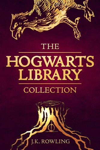 J.K. Rowling - The Hogwarts Library Collection