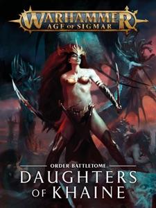 Battletome: Daughters of Khaine da Games Workshop