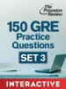 150 GRE Practice Questions, Set 3 (Interactive)