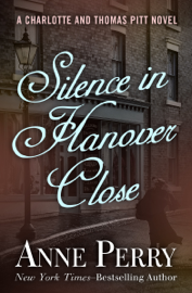 Silence in Hanover Close book