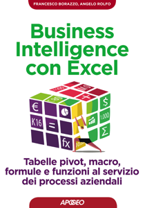 Business Intelligence con Excel Copertina del libro