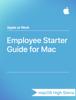 Apple Inc. - Business - Employee Starter Guide for Mac Grafik