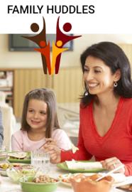 Family Huddles book
